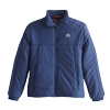 Navy Men's Puff Coat