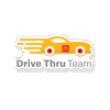 Drive Thru Team Pin