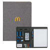 Heather Grey Padfolio