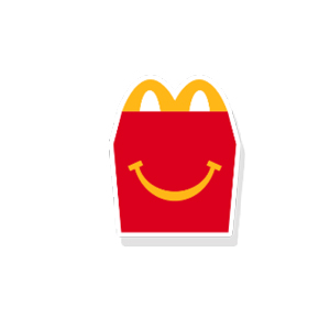 Happy Meal Pin