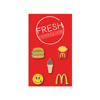 McDonald's Mini Enamel Pin Packs