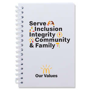 Our Values Notebook