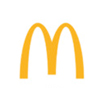Golden Arches Printed Lapel Pin