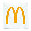 Golden Arches Scarf
