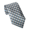 Men's Blue - Gray Squares