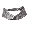 Ladies Grey Pattern Tie