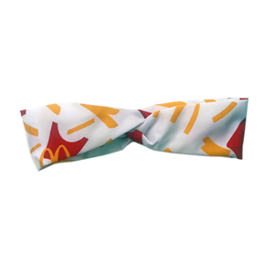 Ladies' Abstract Fry Tie