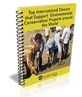 Top International Donors that Support Environmental Conservation Projects around the World