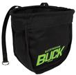 Buck Black Canvas Bag 4570B2