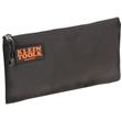 Klein Black Cordura Zipper Bag