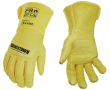 Youngstown Leather Utility Glove Lined with Kevlar- Wide Cuff