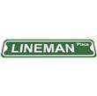 Linemans Place Street Sign