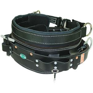 Bashlin 4 D-Ring Tool Belt
