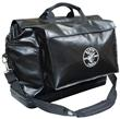 Klein XL Blk. Equip. Bag w/ 2 outside Pockets
