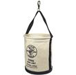 Klein Wide Opening Wall Bucket with Snap