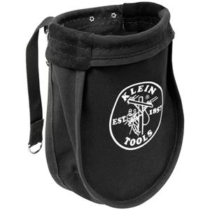 Klein Black Ditty Bag with Pocket- 51A