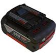18V Battery 4.0Ah with Battery Life Gauge