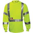 Tingley Hi-Vis FR Long Sleeve T- Shirt