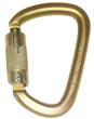Buckingham Steel Triple Action Carabiner