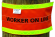Buckingham Worker On Line Marker