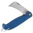 Klein Folding Skinning Knife Blue