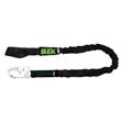 Buckingham 6' Buckyard Lanyard with Web Loop and Snap 84V1E16S1
