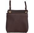 Buckingham 3 Pocket bag- Burgandy