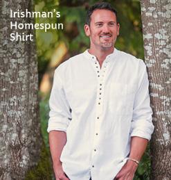 Irishman's Homespun Shirt