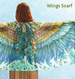 Wings Scarf
