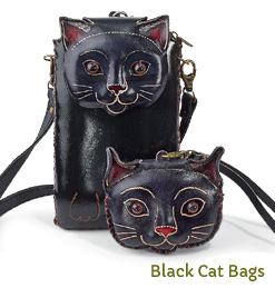 Black Cat Bags