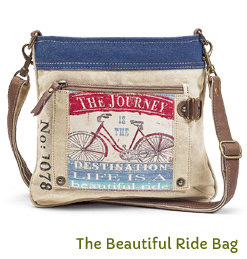 The Beautiful Ride Bag