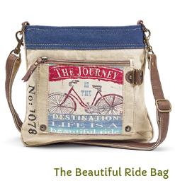 Beautiful Ride Bag