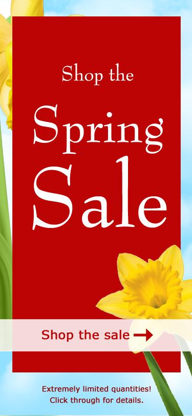 Spring Equinox Sale