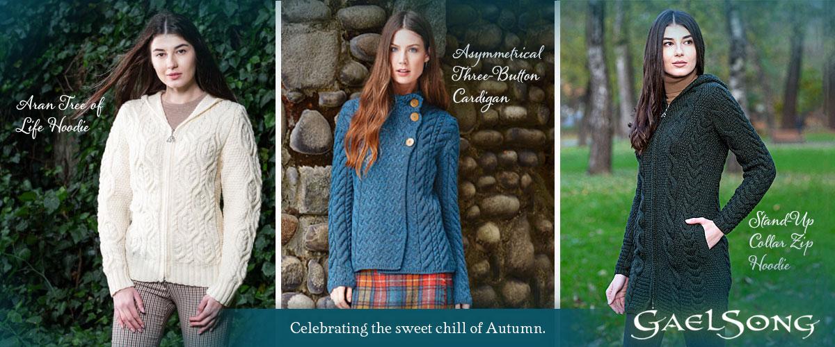 Autumn Knitwear