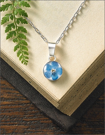 Forget-Me-Not Jewelry
