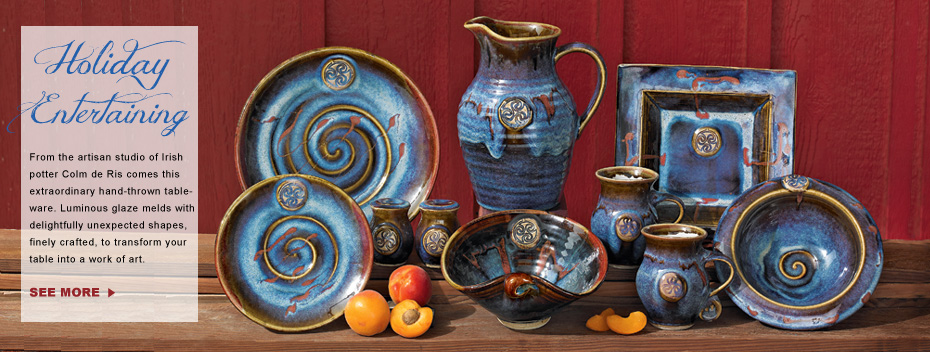 Shop our Entertaining Collection