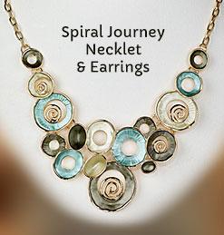 Spiral Journey Jewelry