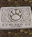 Rectangular Pet Memorial Stone