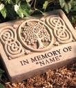 Tree of Life Memorial Stone