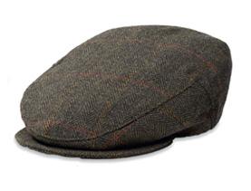 Herringbone Vintage Cap