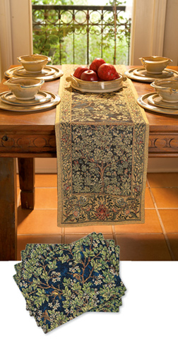 Garden of Delight Runner & Placemats