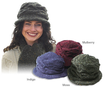 Killarney Hand-Knit Hat afdb7911728
