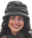 Killarney Hand-Knit Hat