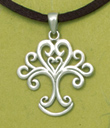 Tree of Love Jewelry - Tree of Love Pendant
