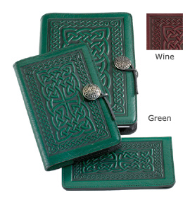 Knotwork Leather Accessories