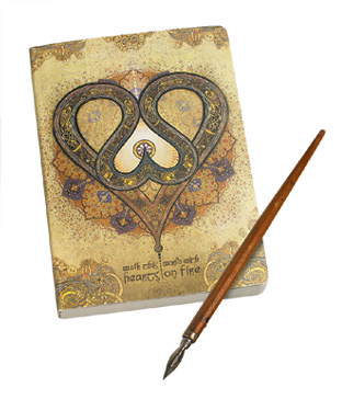 Celtic Blessing Journal