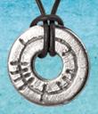 Circle of Life Ogham Pendant