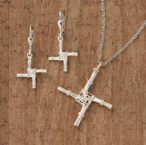 Bridget's Cross Jewelry