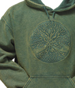 Embossed Tree of Life Sweatshirt