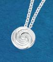 Small Spiral Jewelry